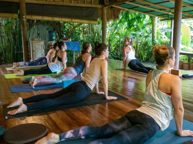 Experience Real Peace In The Real Yoga Temple
