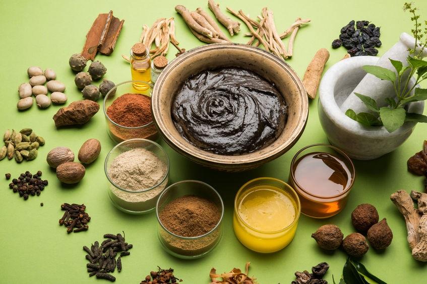 Major Ayurvedic Powders Familiar With Treat Different Illnesses