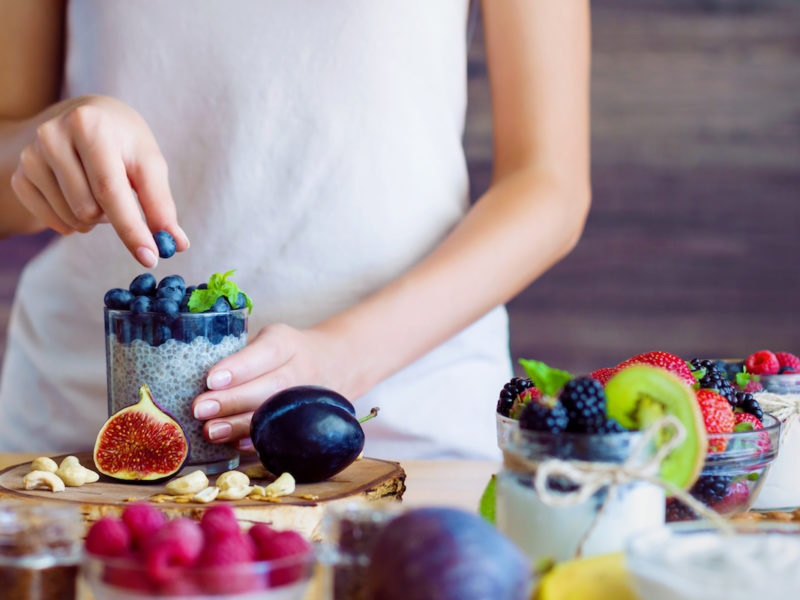9 Foods To Hurry Up Metabolism